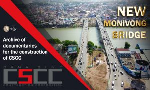 CONSTRUCTION DOCUMENTARY OF NEW MONIVONG BRIDGE PROJECT IS RELEASED