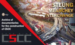 Construction documentary of Steung Meanchey Interchange Project is released